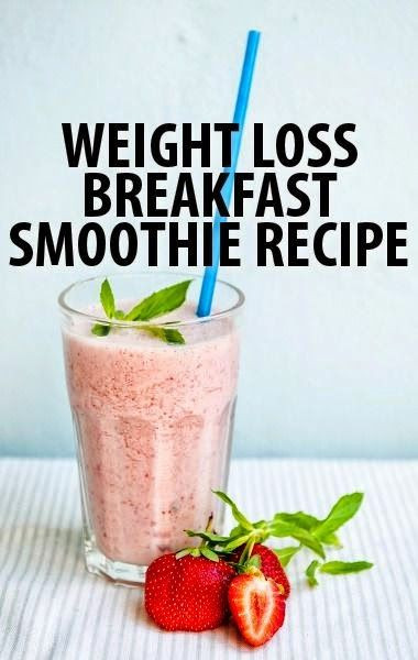 Healthy Banana Smoothie Recipes For Weight Loss  Healthy Banana Smoothie Best Weight Loss Breakfast