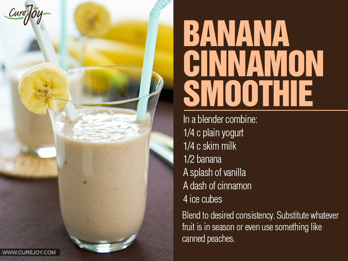 Healthy Banana Smoothie Recipes for Weight Loss Best 20 Healthy Banana Smoothie Recipes for Weight Loss
