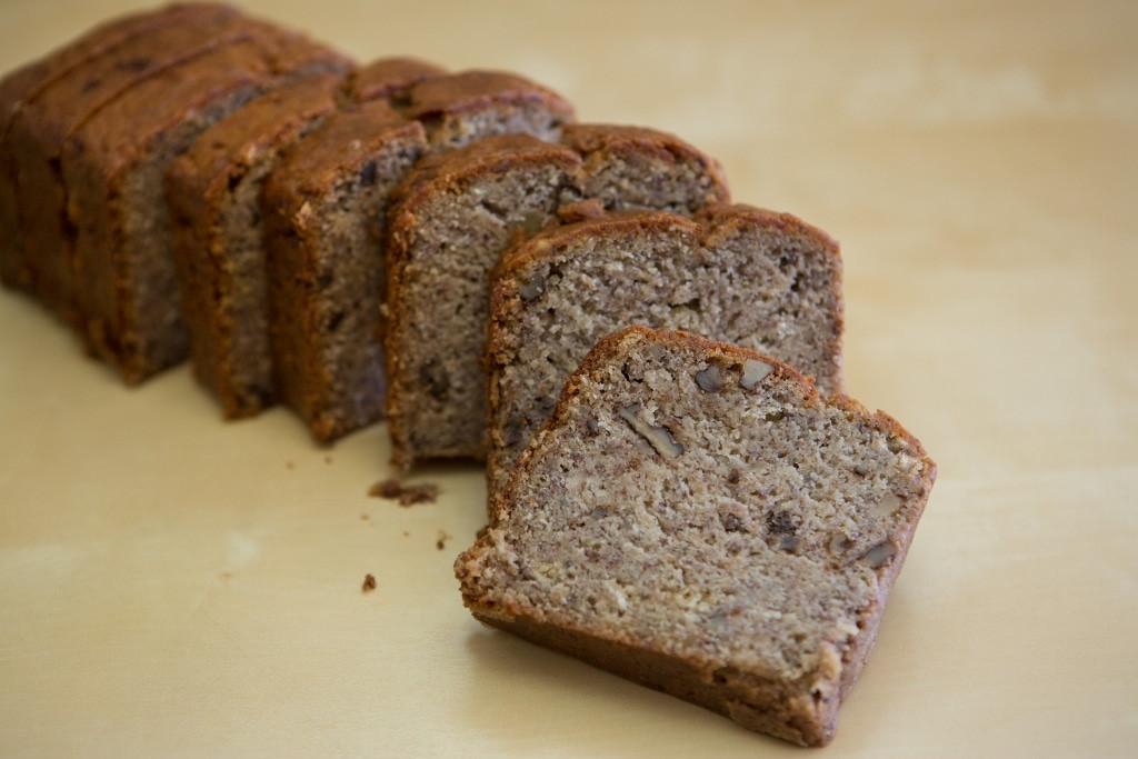 Healthy Banana Walnut Bread  Healthy Wholesale Breakfast Breads