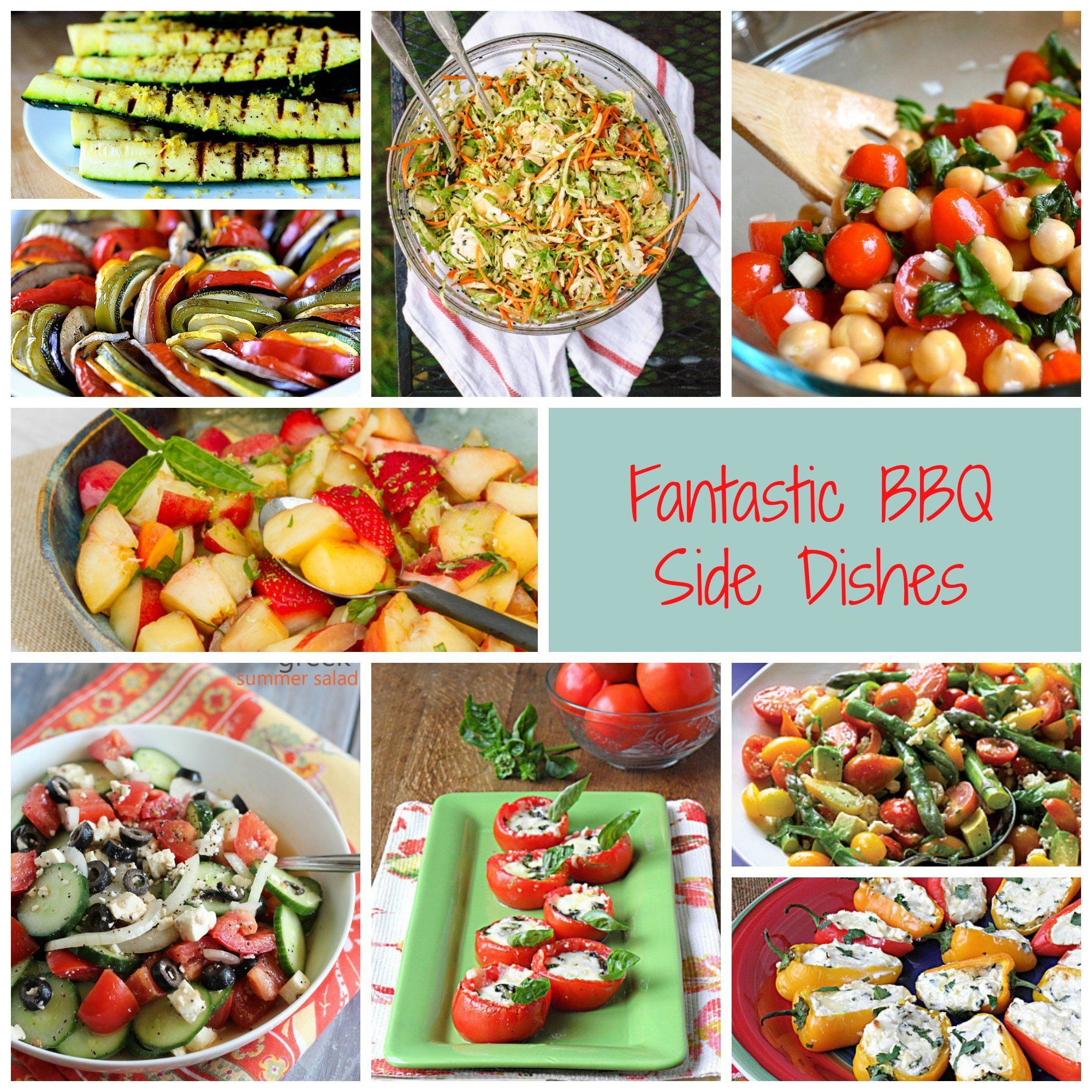 Healthy Bbq Recipes Side Dishes  27 Healthy BBQ Party Side Dishes
