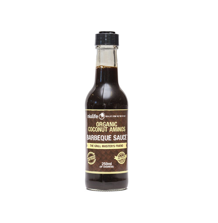 Healthy Bbq Sauce Brands  Coconut Barbeque Sauce 250ml