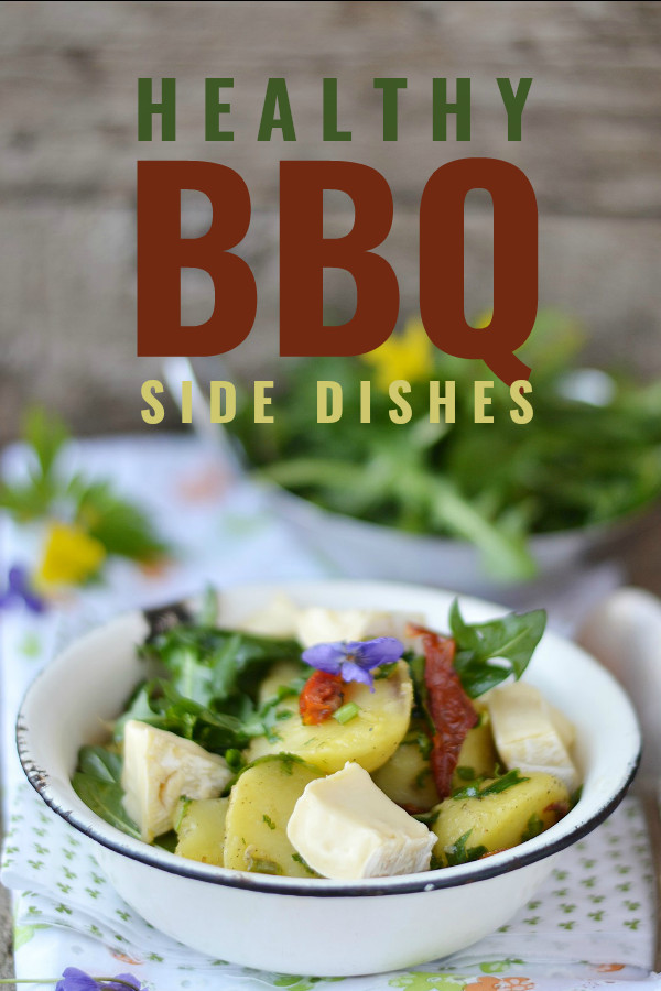 Healthy Bbq Side Dishes  24 Healthy BBQ Side Dishes Frugal Living NW
