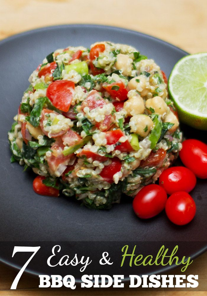 Healthy Bbq Side Dishes  37 best ideas about Dinner party on Pinterest