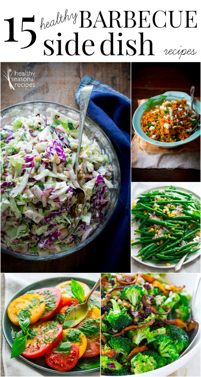 Healthy Bbq Side Dishes  15 healthy barbecue side dish recipes Healthy Seasonal