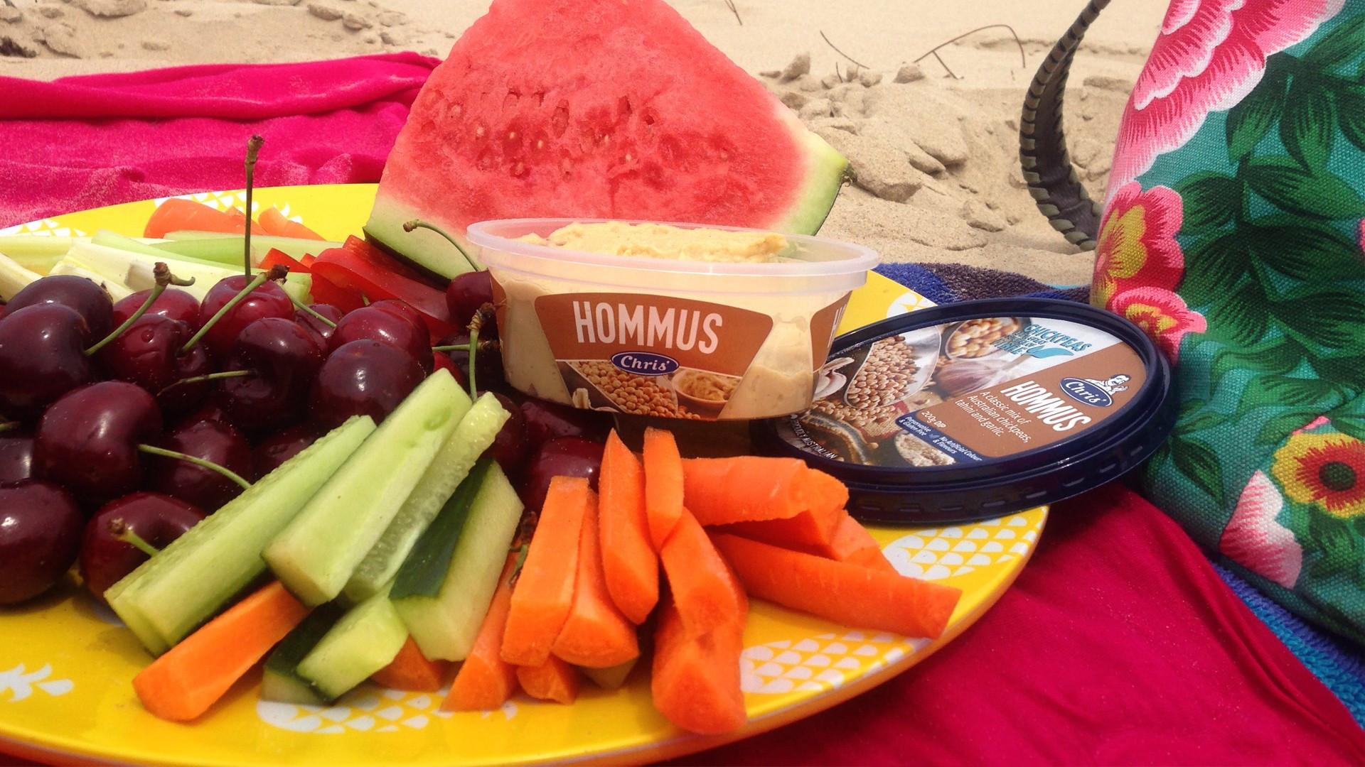 Healthy Beach Snacks  Healthy beach snack Eat Love