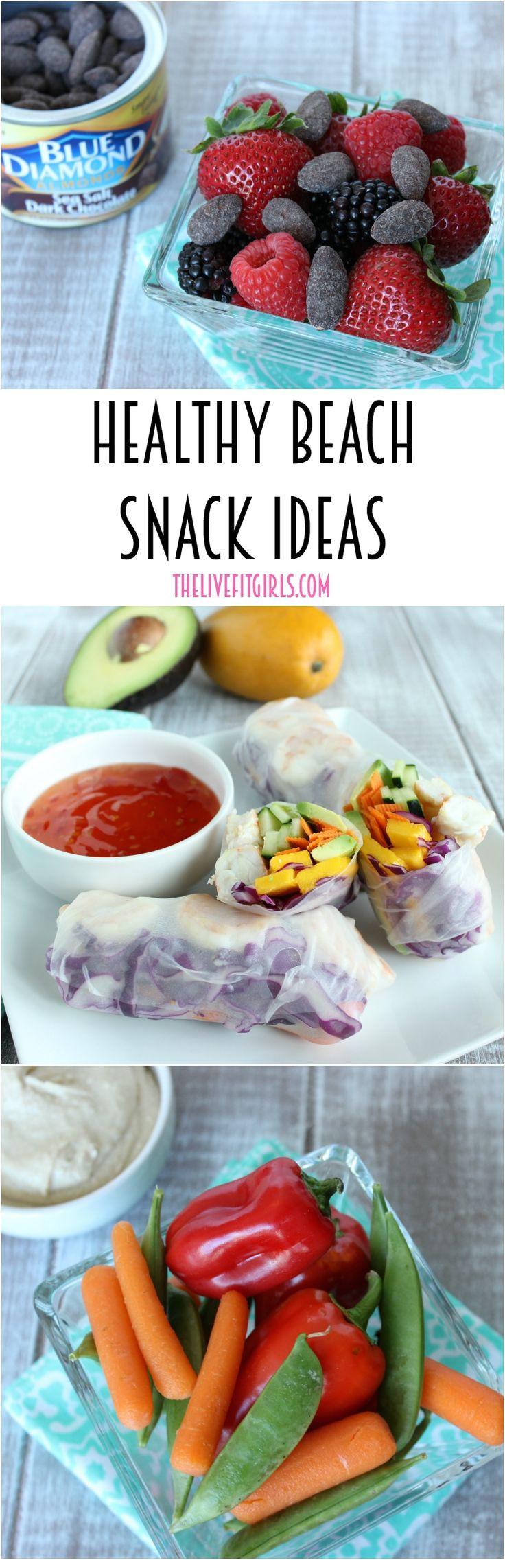 Healthy Beach Snacks  Best 25 Healthy camping snacks ideas on Pinterest