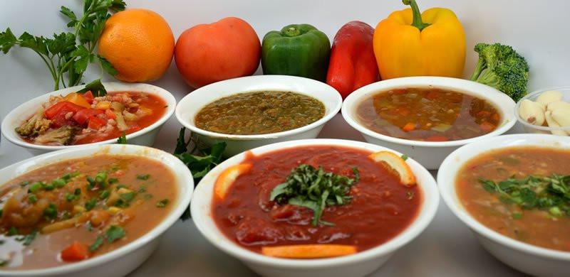Healthy Bean Soup Recipes Weight Loss  Pritikin Recipes Bean Soup