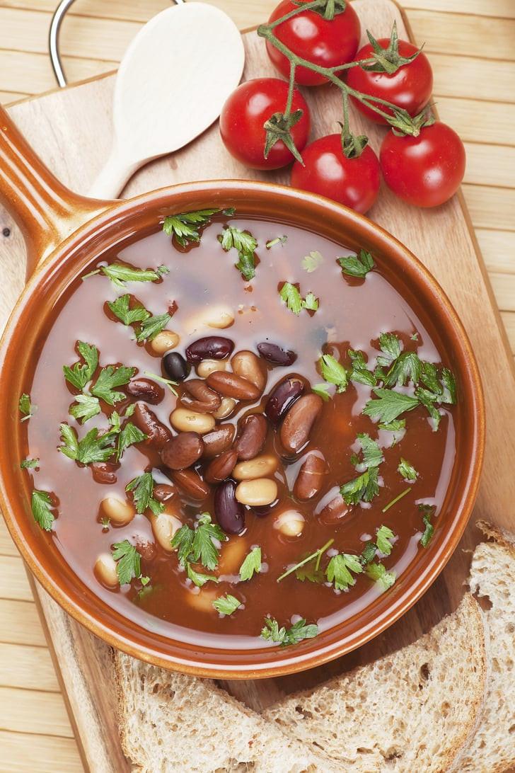 Healthy Bean Soup Recipes Weight Loss  Three Bean Soup Weight Loss Soups