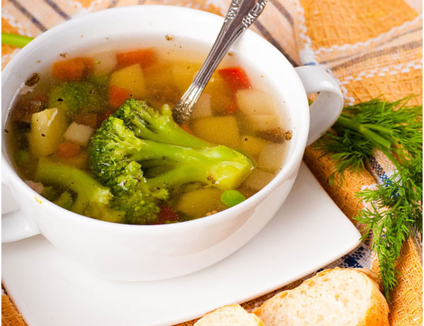 Healthy Bean Soup Recipes Weight Loss  Top 10 Healthy Soups For Weight Loss