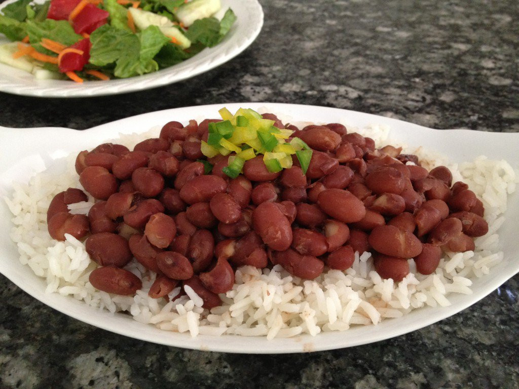 Healthy Beans And Rice Recipe  Cheap Healthy Meals Red Beans and Rice Recipe
