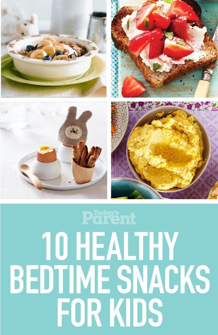 Healthy Bedtime Snacks For Sleep  10 Best ideas about Healthy Bedtime Snacks on Pinterest