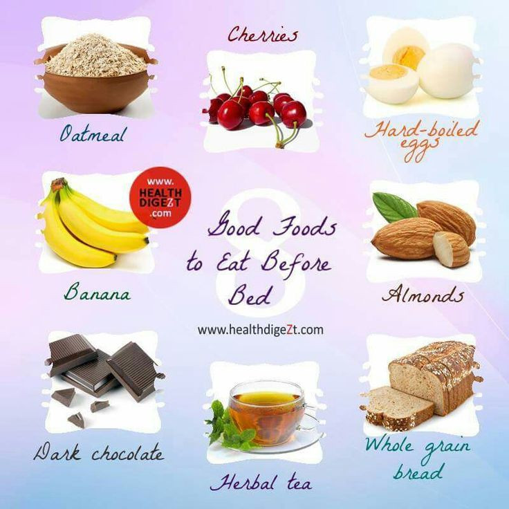 Healthy Bedtime Snacks For Sleep  25 best ideas about Bedtime snacks on Pinterest