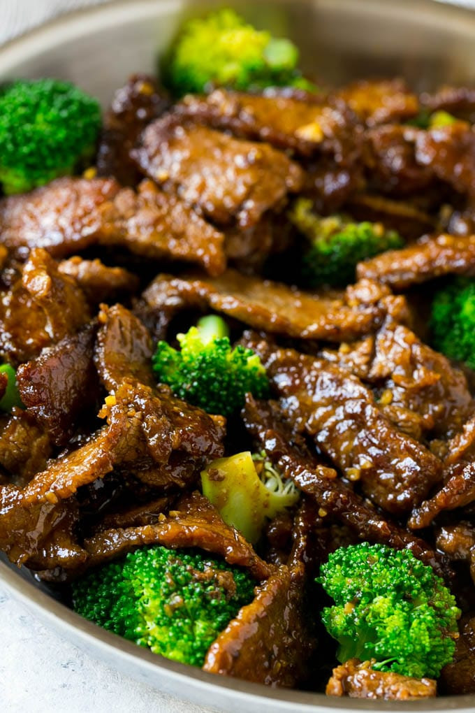 Healthy Beef And Broccoli Recipe  Beef and Broccoli Stir Fry Dinner at the Zoo