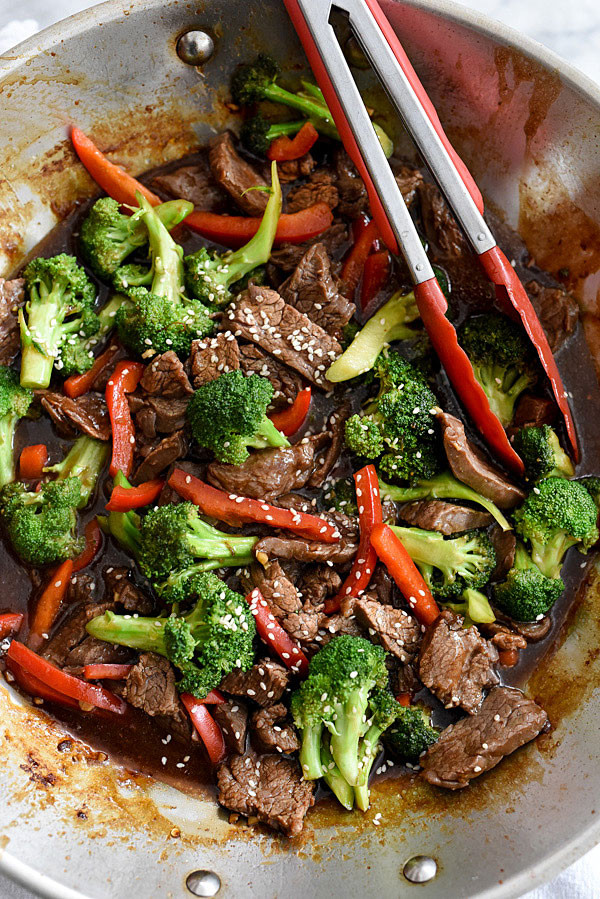 Healthy Beef And Broccoli Recipe  healthy beef and broccoli recipe