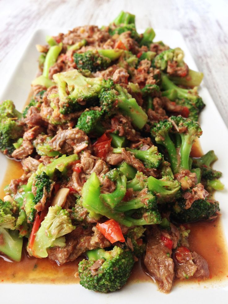 Healthy Beef And Broccoli Recipe  Healthified Crock Pot Beef & Broccoli