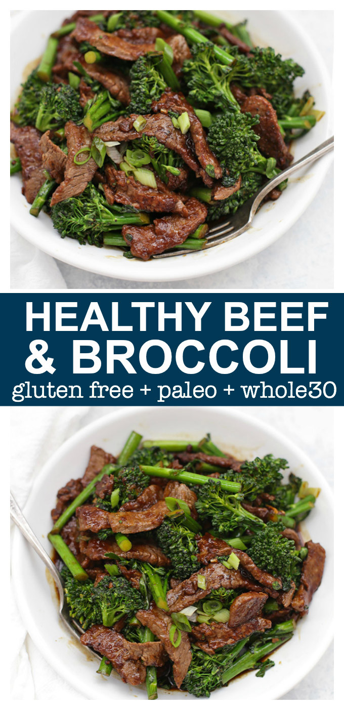Healthy Beef And Broccoli Recipe  Healthy Beef and Broccoli e Lovely Life