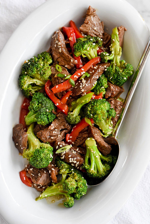 Healthy Beef And Broccoli Recipe  12 really bad for you meals we all love made light and healthy