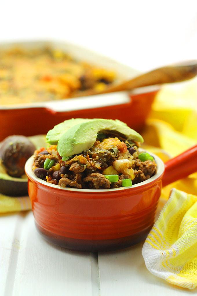 Healthy Beef Casserole  15 Kid Friendly Healthy Casserole Recipes