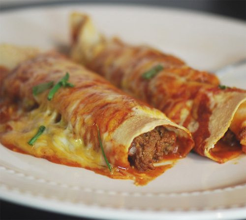 Healthy Beef Enchiladas  10 Weight Watchers Recipes to Get Back Track