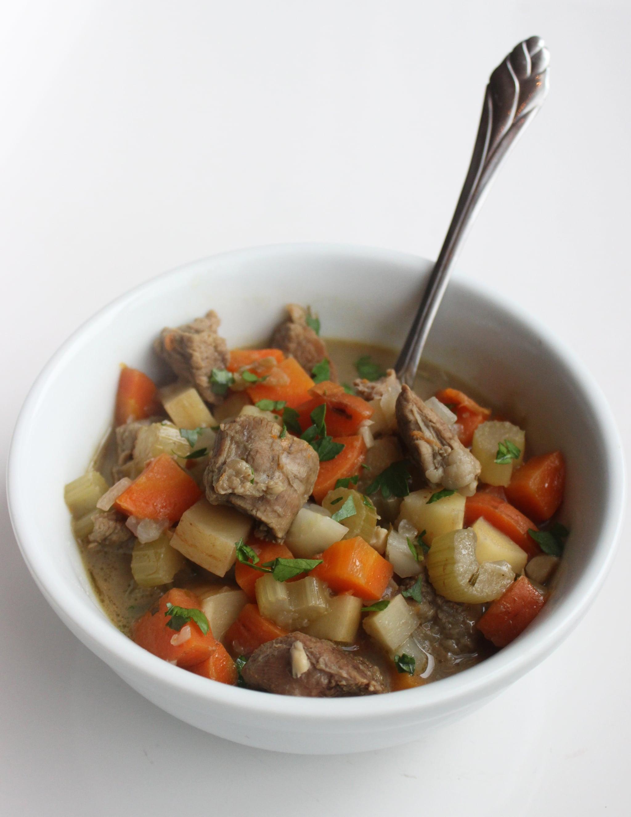 Healthy Beef Stew  Healthy Beef Stew