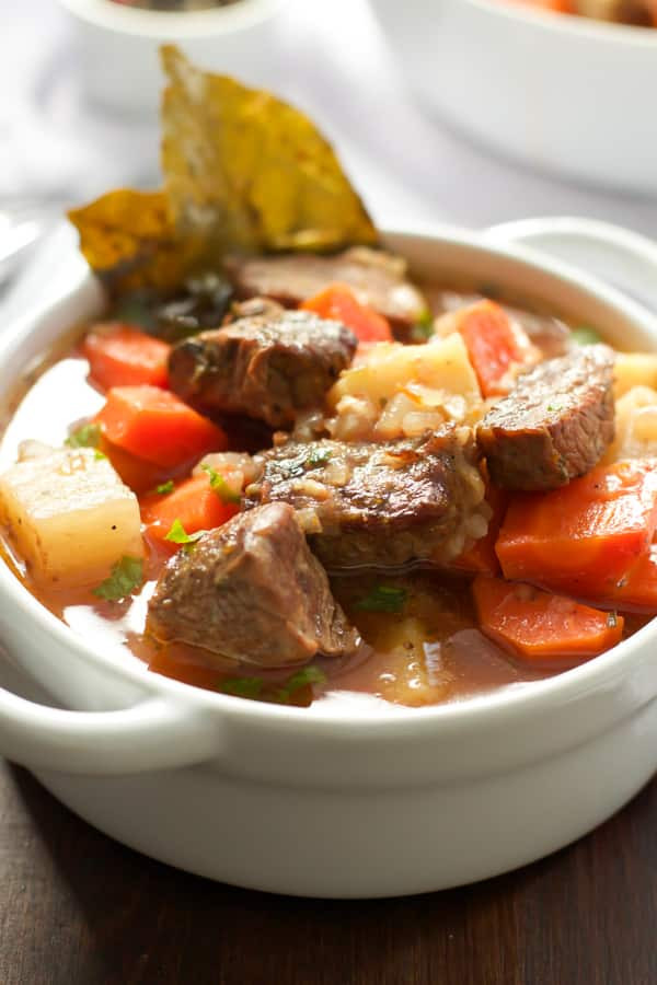Healthy Beef Stew  healthy beef stew meat recipes