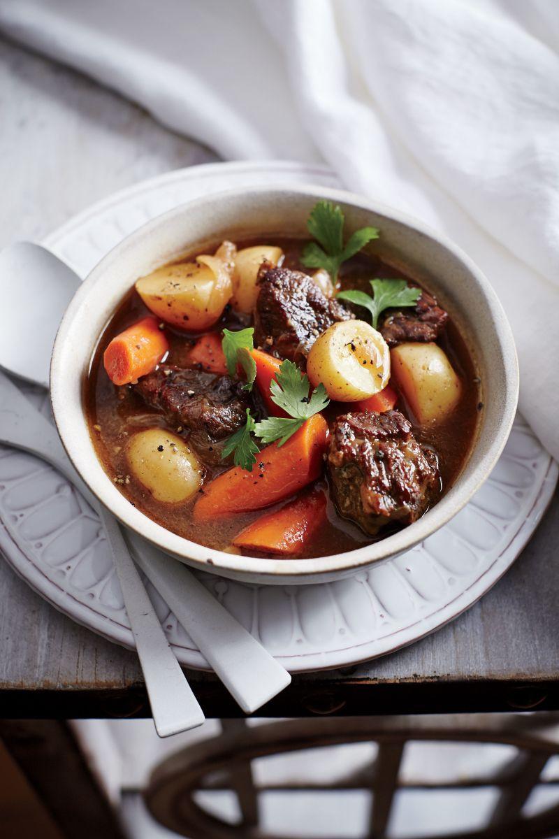 Healthy Beef Stew Crock Pot Recipes  Healthy Crock Pot Recipes