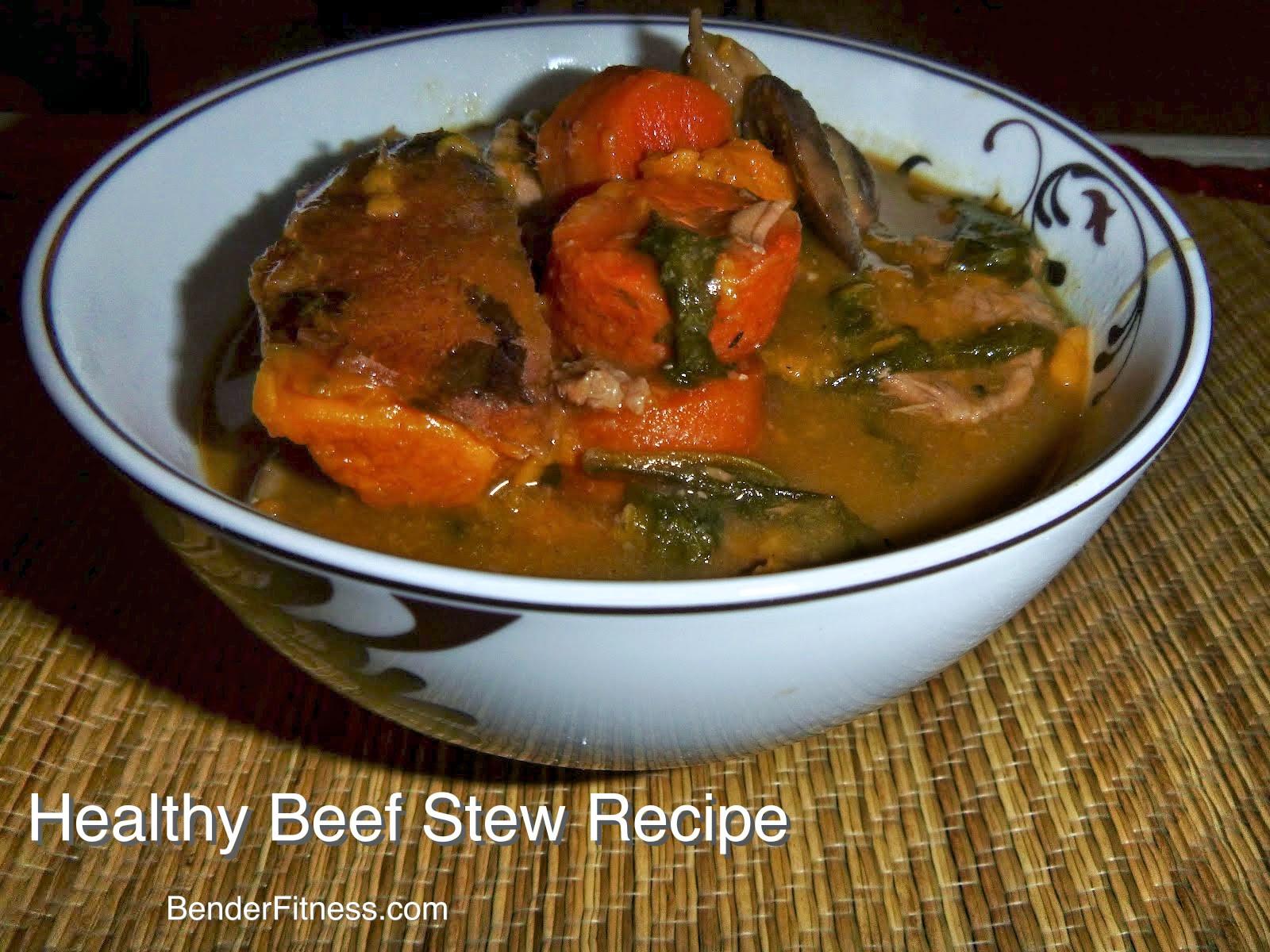 Healthy Beef Stew Recipe  Healthy Beef Stew Recipe