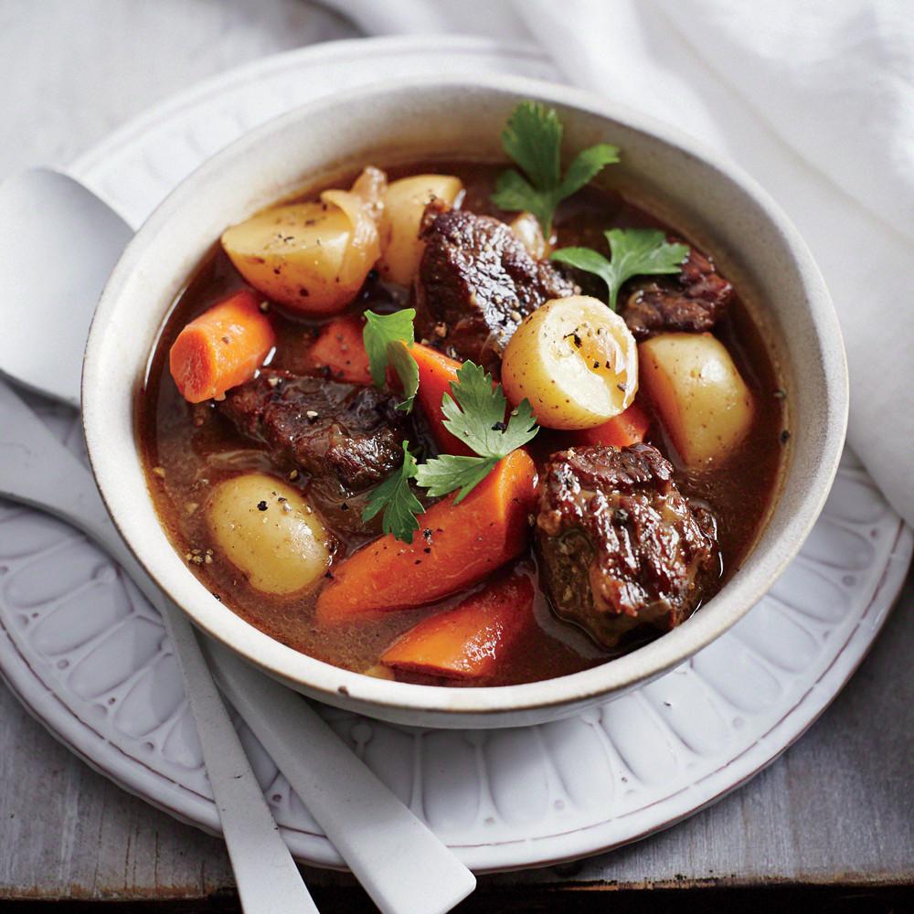 Healthy Beef Stew Recipe Slow Cooker  heart healthy beef stew slow cooker