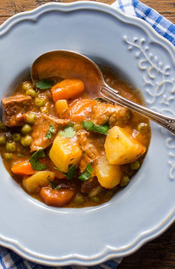 Healthy Beef Stew Recipe  25 best ideas about Healthy beef stews on Pinterest