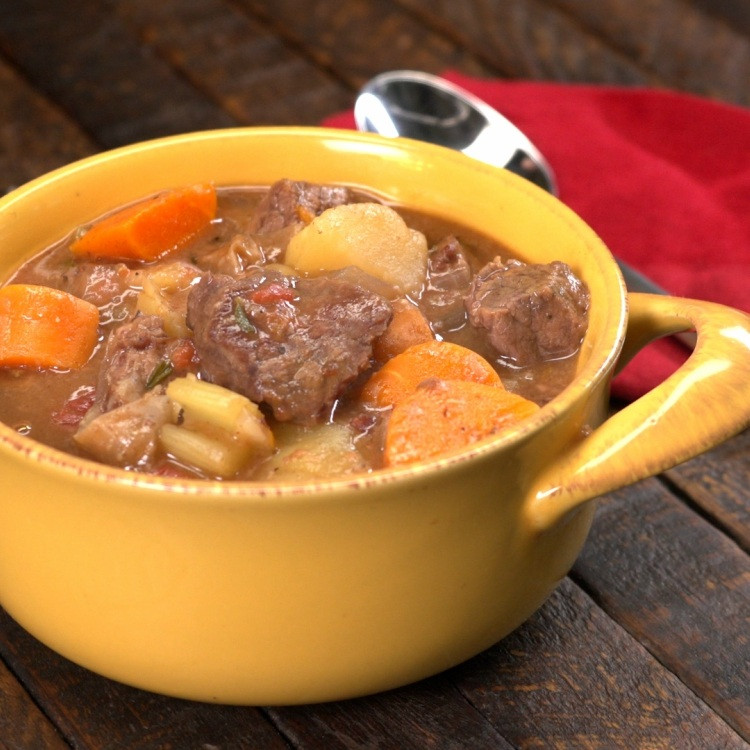 Healthy Beef Stew Recipe  heart healthy beef stew slow cooker