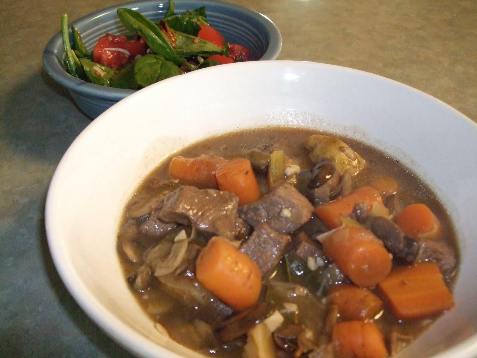 Healthy Beef Stew  Healthy Foo s fort food that s healthy beef stew