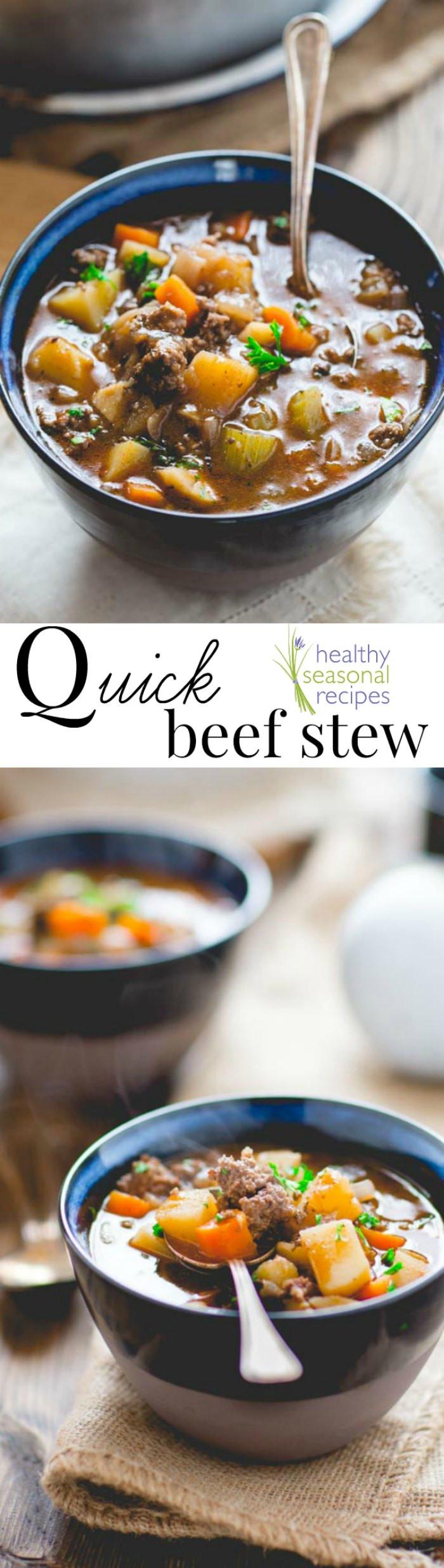 Healthy Beef Stew  heart healthy beef stew slow cooker