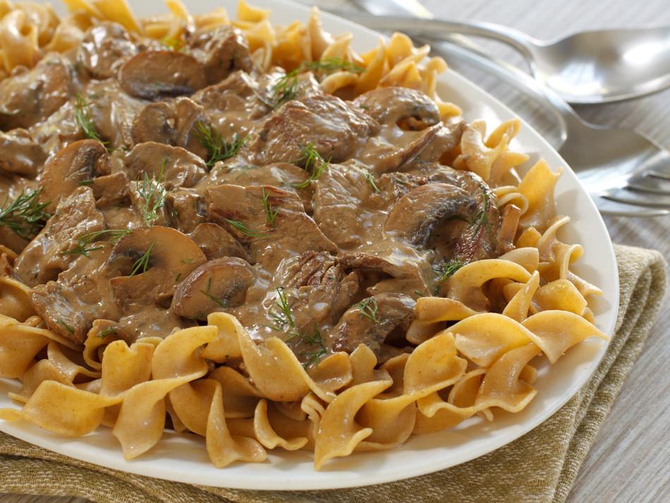 Healthy Beef Stroganoff Recipe  Healthy Beef Stroganoff Points Recipes