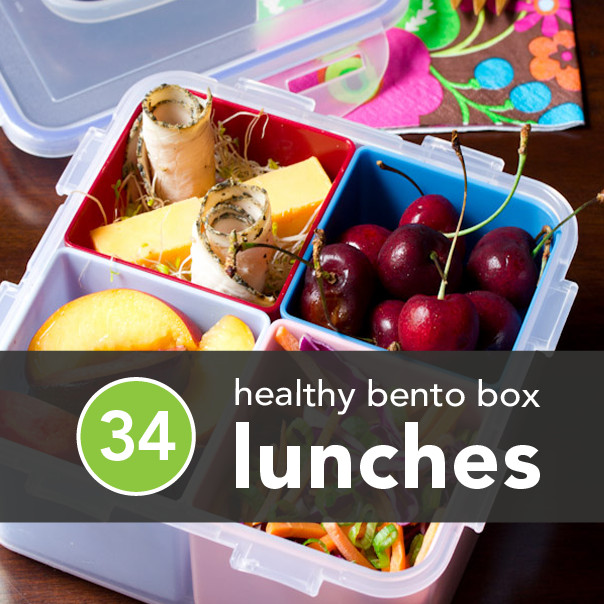Healthy Bento Box Lunches  Bento Box Lunch Ideas 32 Healthy and Worthy Bento