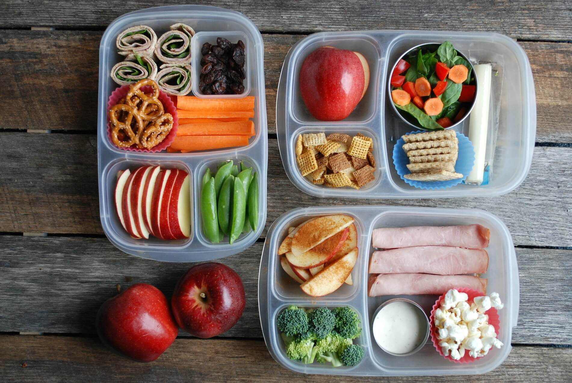 Healthy Bento Box Lunches  Building a Healthy Bento Lunch Box