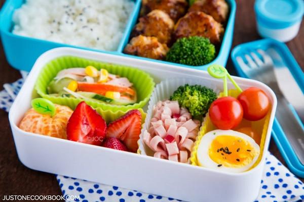Healthy Bento Box Lunches  15 Back to School Easy Bento Ideas & Recipes • Just e