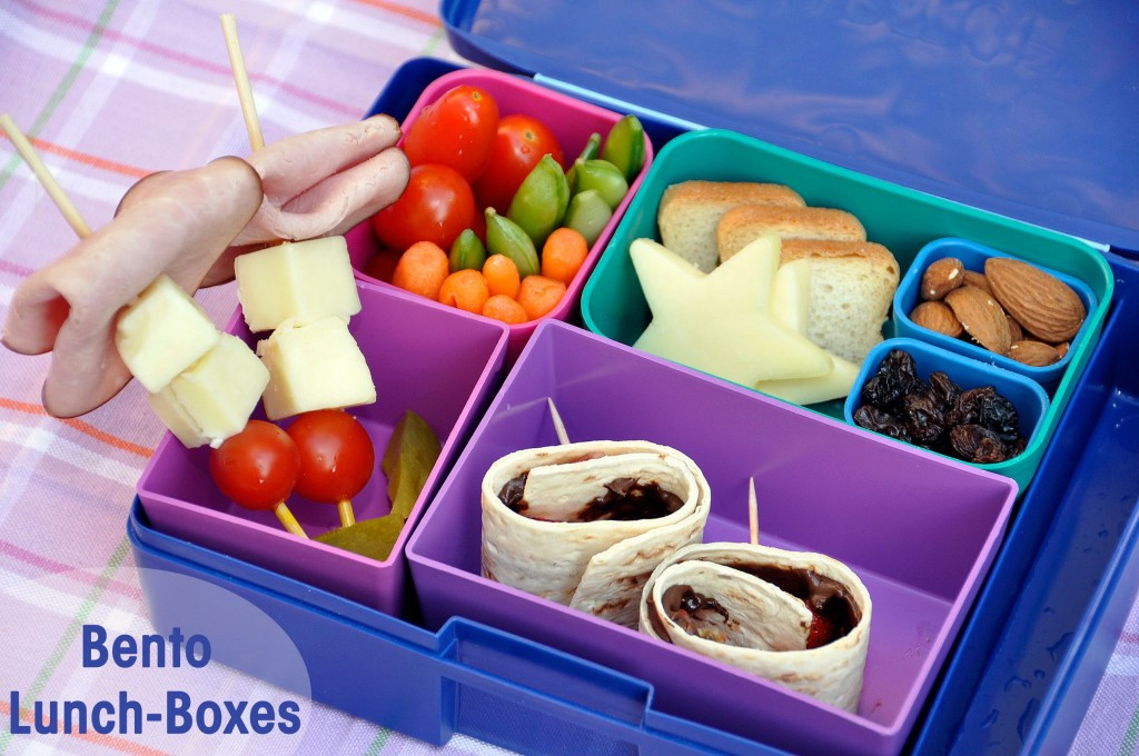 Healthy Bento Box Lunches  5 Quick & Easy Lunch Box Ideas Your Kids Will Love