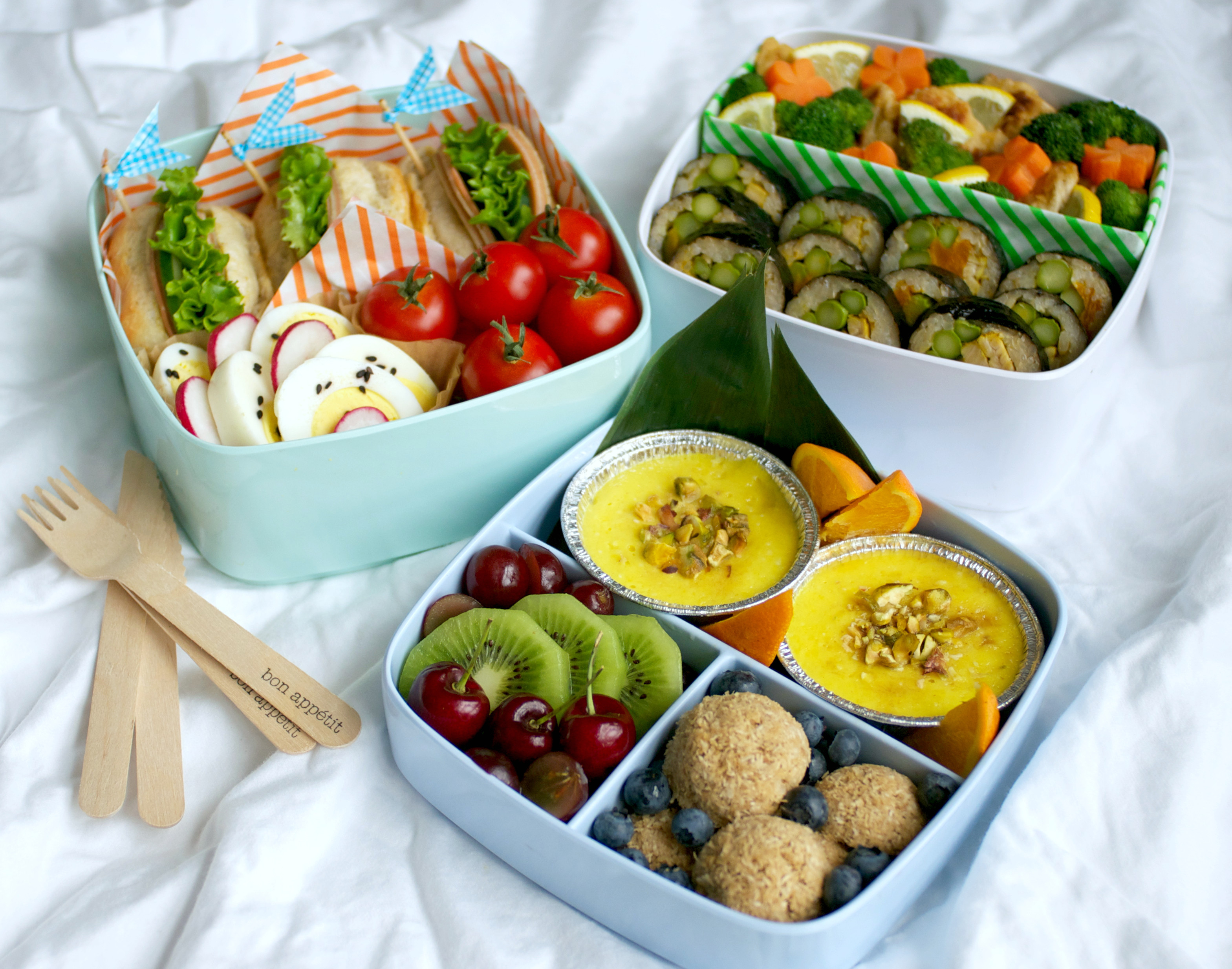 Healthy Bento Box Lunches  bento zen zen in lunchbox form