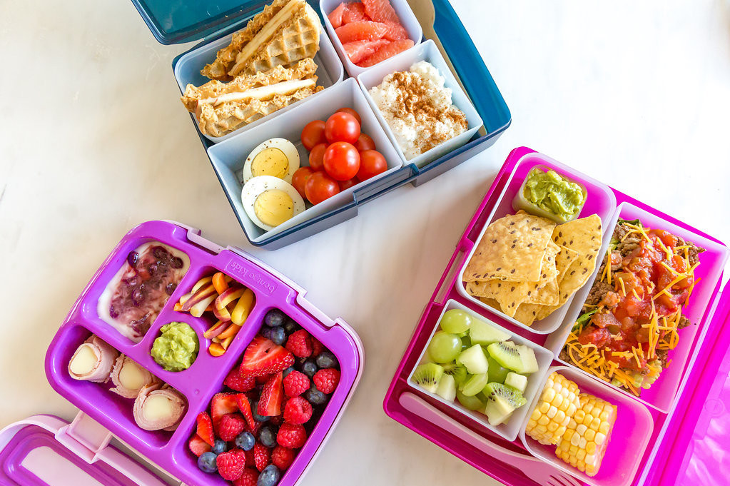 Healthy Bento Box Lunches  The ly Formula You Need to Pack a Healthy Bento Box
