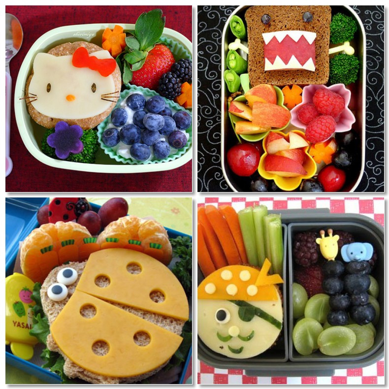 Healthy Bento Box Lunches  Move Over Brown Bags Bento Box Lunches Rock