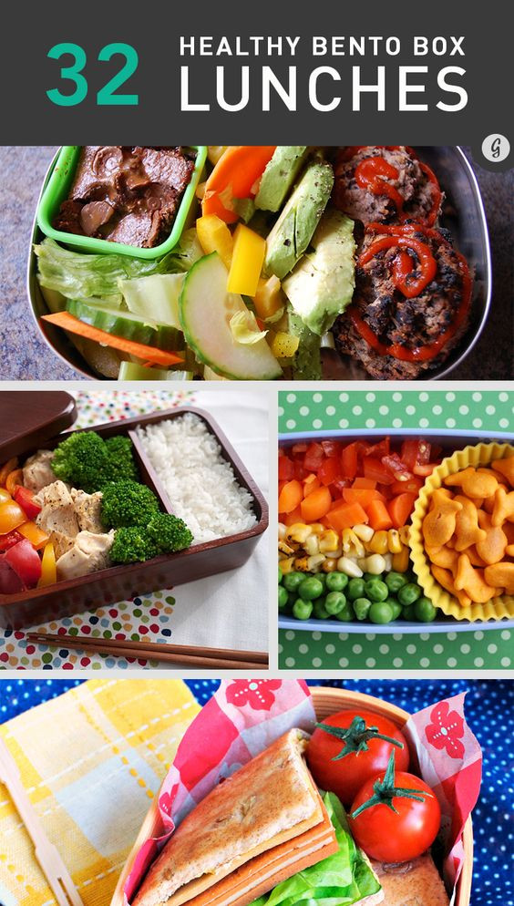 Healthy Bento Box Lunches  Creative Fruits and ve ables and Ve ables on Pinterest
