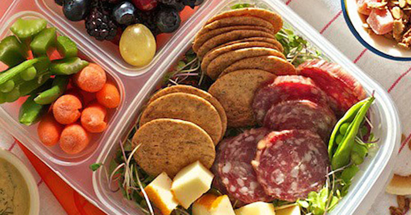 Healthy Bento Box Lunches  10 Brilliant Bento Box Ideas for Lunch