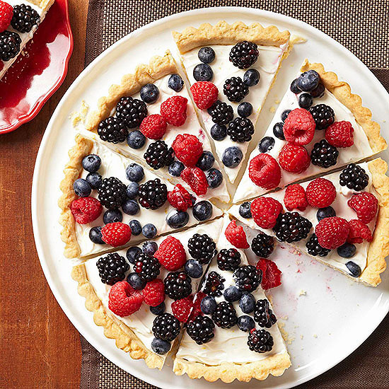 Healthy Berry Desserts  4th of July Dessert Recipes