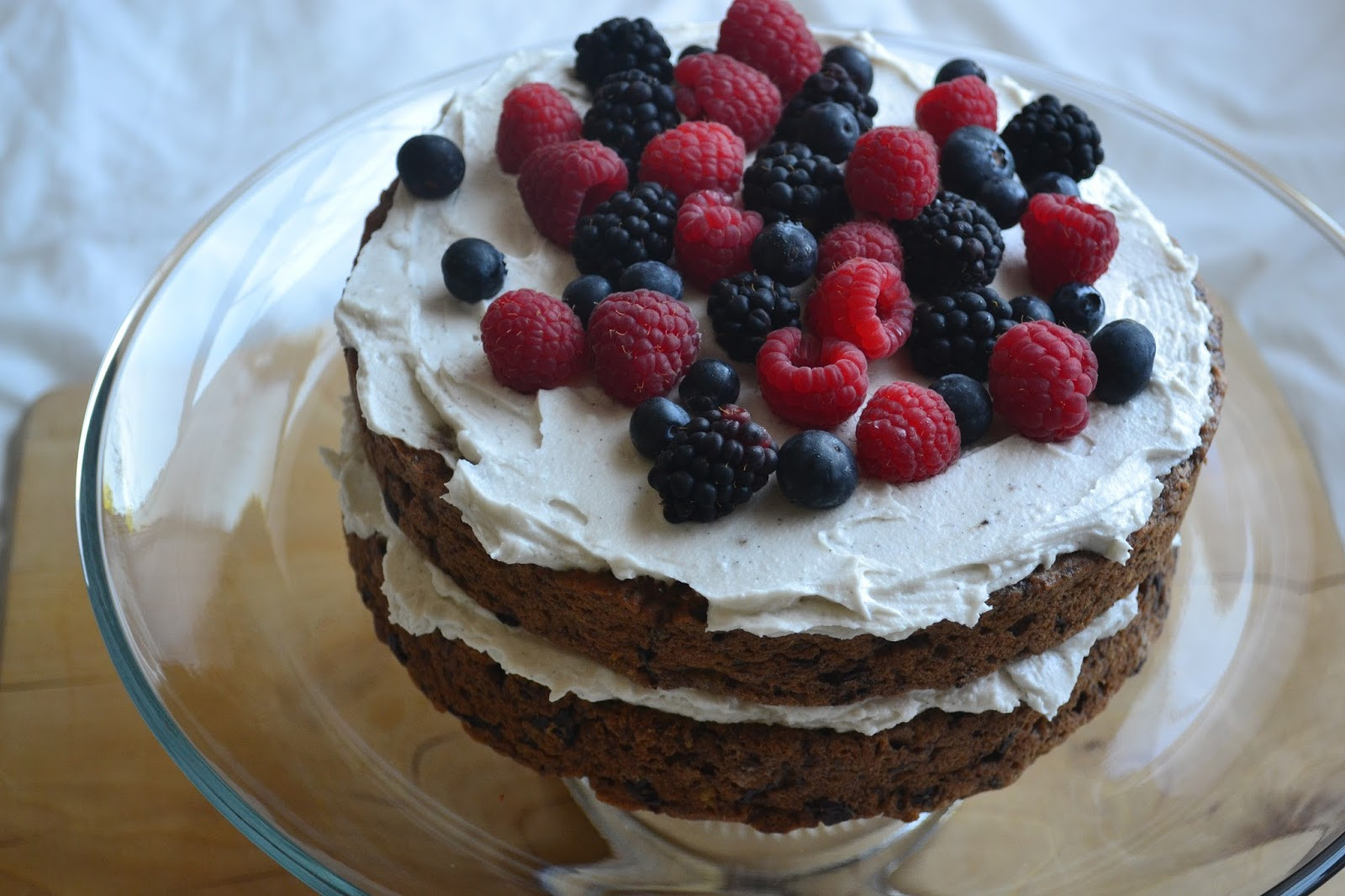 Healthy Birthday Cake For 1 Year Old  Nourish The Roots Healthy Birthday Cake for a Special e