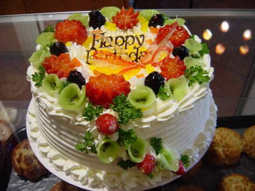 Healthy Birthday Cake Ideas  250 best images about Birthday Cakes on Pinterest