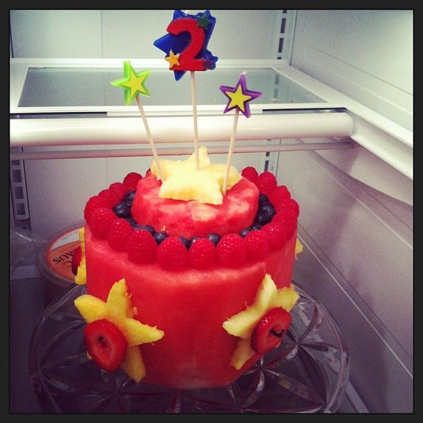 Healthy Birthday Cake Ideas  1000 images about Healthy birthday cake ideas on