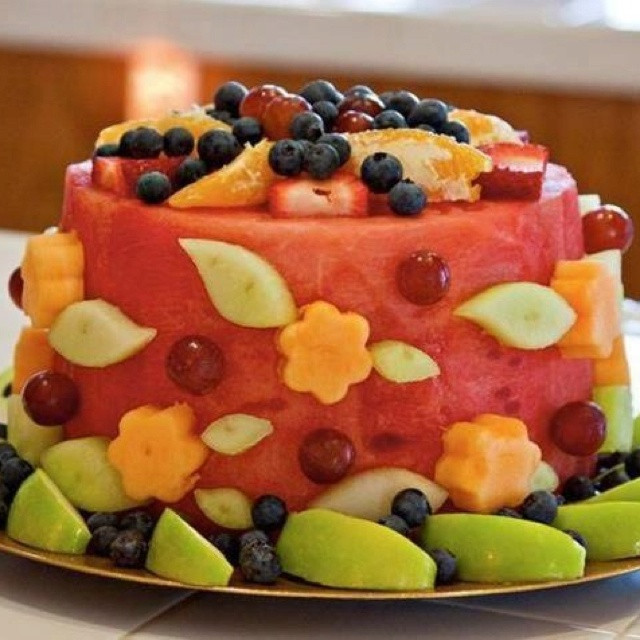 Healthy Birthday Cake Ideas  Happy Healthy Birthday EAT YOURSELF WELL