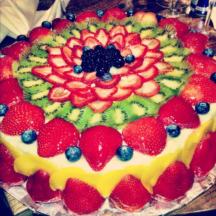Healthy Birthday Desserts For Adults  58 best ideas about Healthy Birthday Cakes on Pinterest
