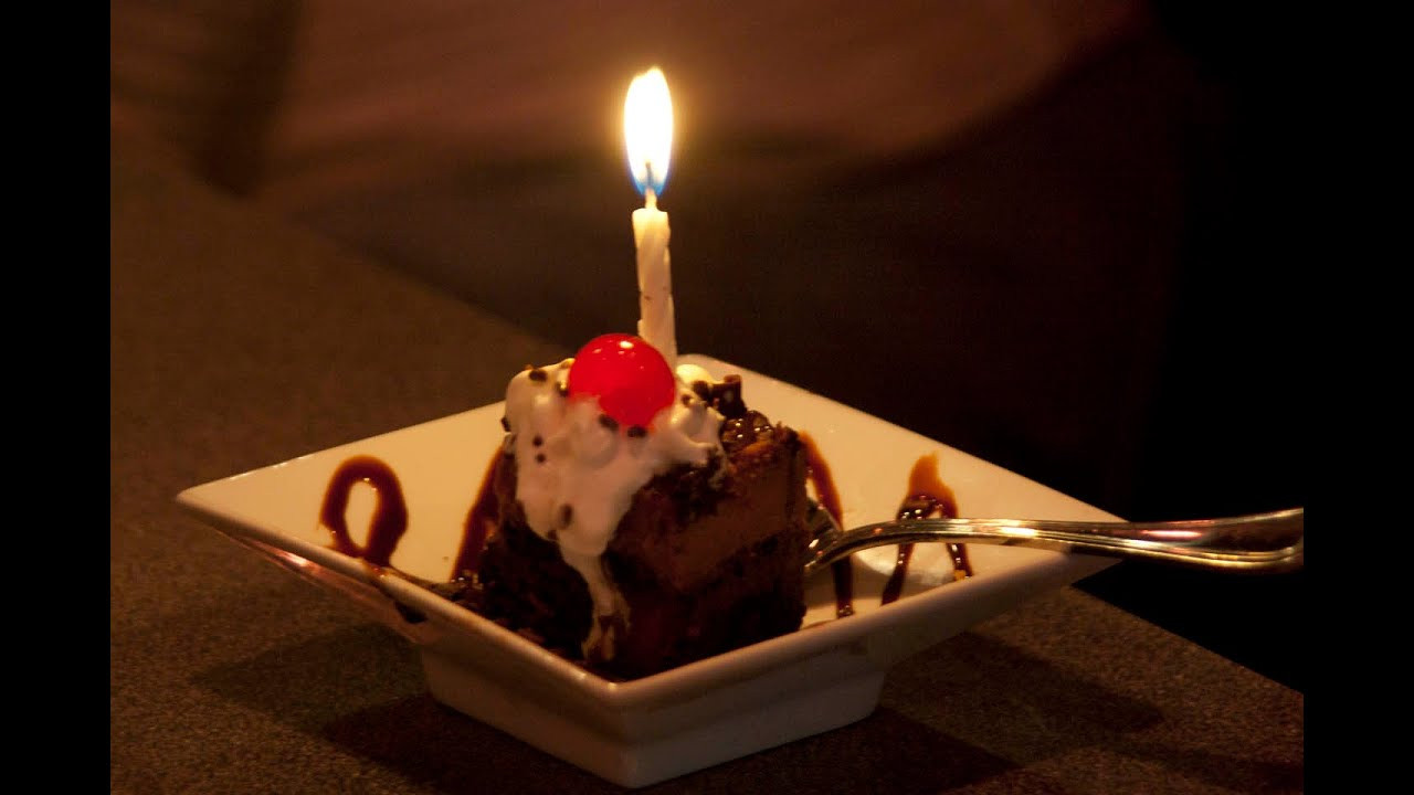 Healthy Birthday Desserts For Adults  Healthy Birthday Cake Alternatives For Adults