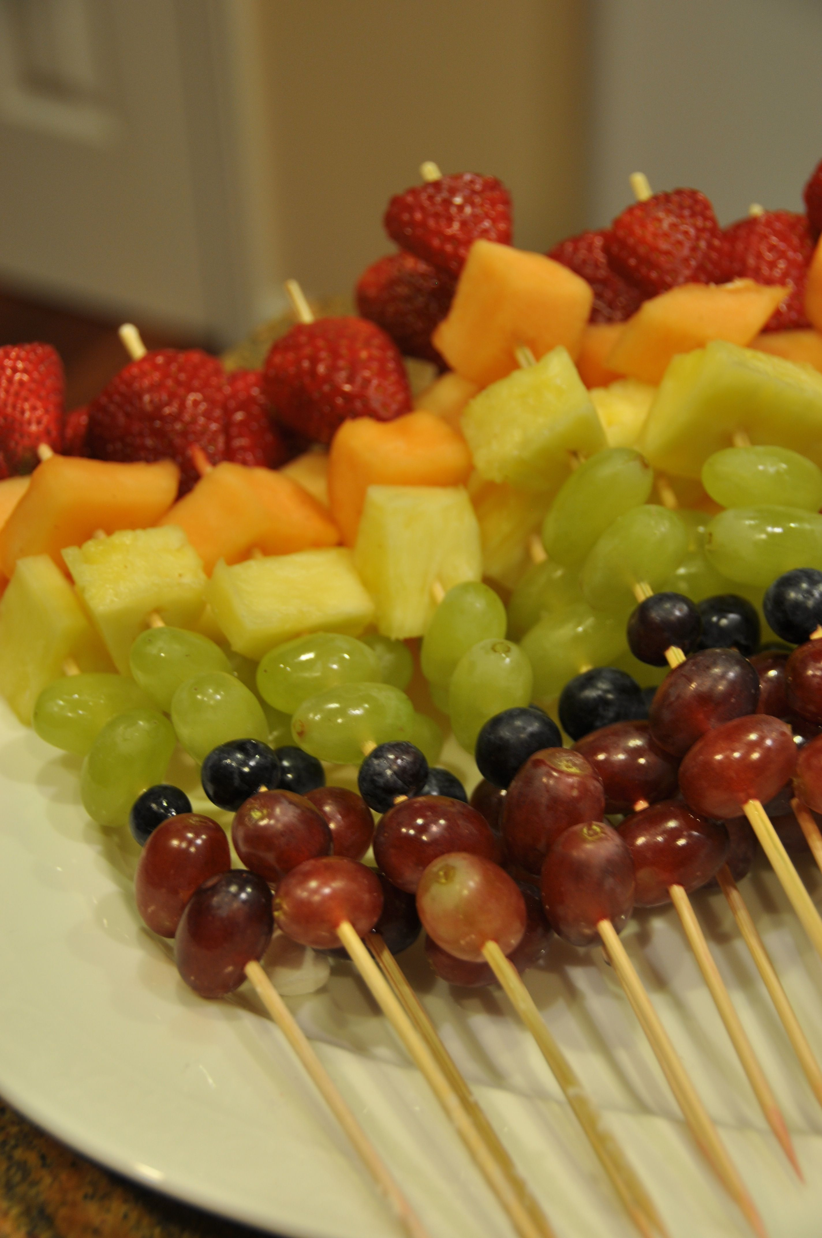 Healthy Birthday Desserts For Adults  Kid s Birthday snack idea HEALTHY instead of JUNKY